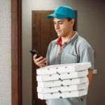 pizza delivery tip