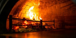 what can you cook in an outdoor pizza oven